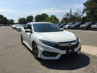 Used 2016 Honda Civic Touring for sale in London, ON