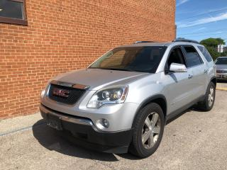 Used 2009 GMC Acadia SLT1 for sale in Oakville, ON