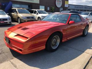 Used 1987 Pontiac Firebird for sale in North York, ON