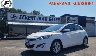 Used 2013 Hyundai Elantra GT GLS for sale in Barrie, ON