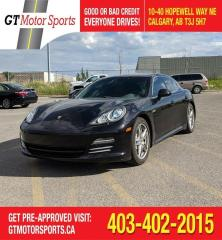 Used 2012 Porsche Panamera 4S for sale in Calgary, AB