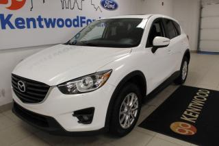 Used 2016 Mazda CX-5 3 mos Deferral * oac   AWD   Sunroof   Heated Cloth Buckets   LOW LOW KM for sale in Edmonton, AB
