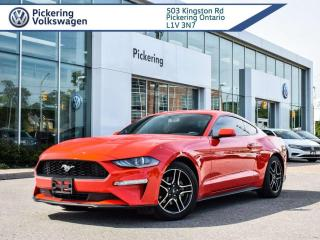 Used 2019 Ford Mustang ECOBOOST! PREMIUM!! AUTO! for sale in Pickering, ON