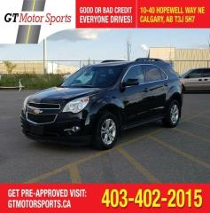 Used 2011 Chevrolet Equinox 1LT AWD | $0 DOWN - EVERYONE APPROVED! for sale in Calgary, AB