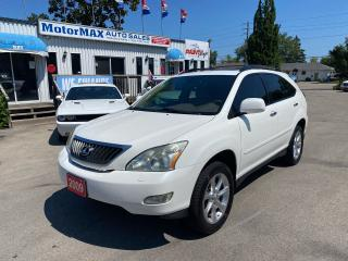Used 2009 Lexus RX 350 AWD-ACCIDENT FREE for sale in Stoney Creek, ON