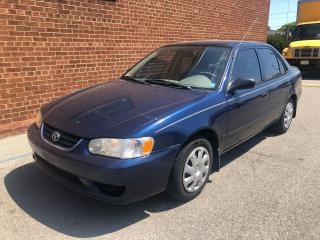 Used 2001 Toyota Corolla CE for sale in Oakville, ON