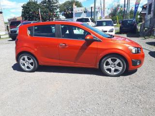 Used 2012 Chevrolet Sonic LT for sale in Oshawa, ON