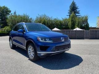 Used 2016 Volkswagen Touareg Comfortline for sale in Surrey, BC