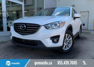Used 2016 Mazda CX-5 GS LUXURY LEATHER SUNROOF NAV 2 TIRES/WHEELS 1 OWNER for sale in Edmonton, AB