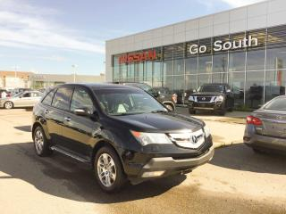 Used 2009 Acura MDX LEATHER, SUNROOF, NAVI for sale in Edmonton, AB