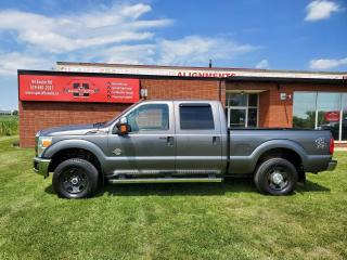 Used 2011 Ford F-250 XLT for sale in London, ON
