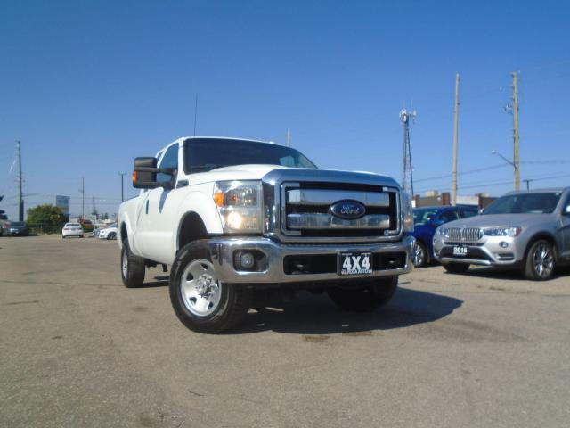 2014 Ford F-250 AUTO  4X4 SAFETY A/C NO ACCIDENT 6.2L GAS PW PL PM