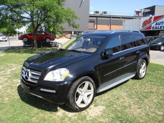 Used 2011 Mercedes-Benz GL-Class GL 550 ~ DVD ~ REAR CAM. ~ NAV. ~ PUSH START for sale in Toronto, ON