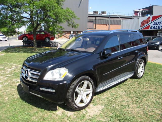 2011 Mercedes-Benz GL-Class GL 550 ~ DVD ~ REAR CAM. ~ NAV. ~ PUSH START