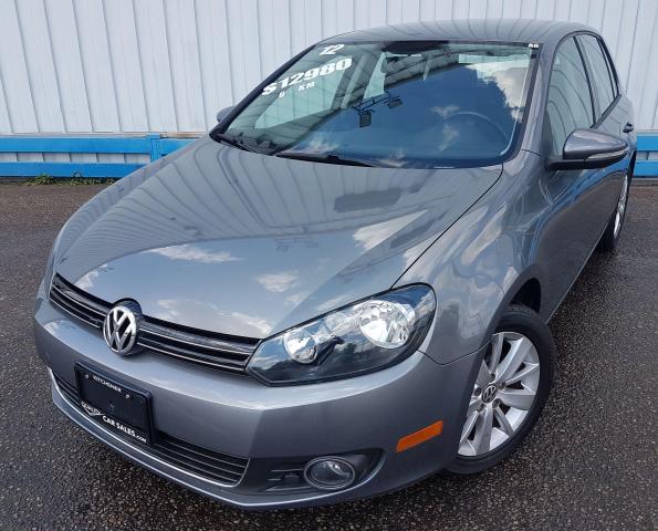 2012 Volkswagen Golf Comfortline *TDI DIESEL*