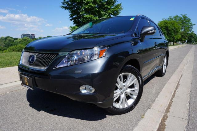 2010 Lexus RX 450h HYBRID / STUNNING CONDITION /  LOCALLY OWNED