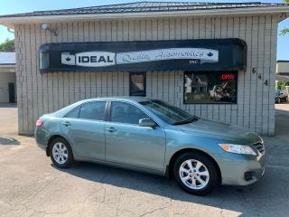 Used 2011 Toyota Camry LE for sale in Mount Brydges, ON
