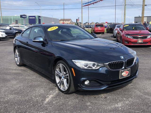 2014 BMW 4 Series 428i|XDrive|NAV|BackUp|Sunroof|Bluetooth|Htd Lthr