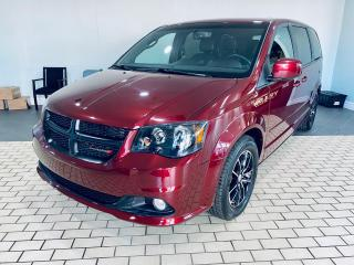 Used 2017 Dodge Grand Caravan GT I LETHER I STOW'N GO I ALLOY I DVD for sale in Brampton, ON