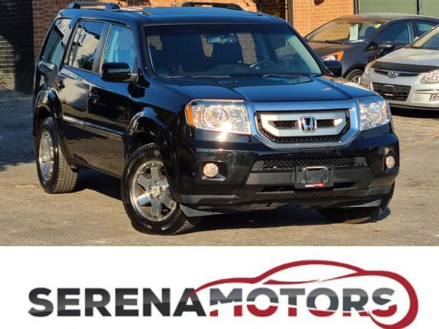 2011 Honda Pilot TOURING | TOP OF THE LINE | 4WD | NO ACCIDENTS
