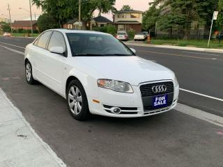 Used 2007 Audi A4 2.0T for sale in Scarborough, ON