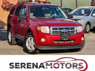 Used 2011 Ford Escape XLT | AUTO | 2.5L | BLUETOOTH  | NO ACCIDENTS for sale in Mississauga, ON