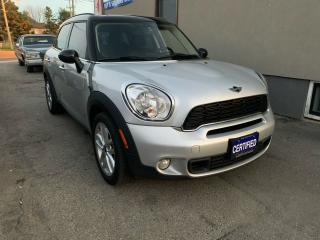 Used 2014 MINI Cooper Countryman S for sale in Scarborough, ON