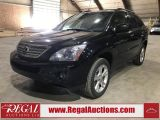 Photo of Black 2008 Lexus RX