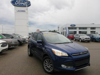 Used 2014 Ford Escape SE for sale in Lacombe, AB