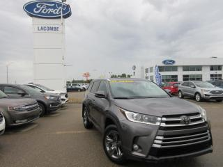 Used 2018 Toyota Highlander TOYOTA for sale in Lacombe, AB
