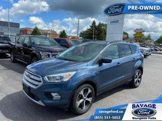 Used 2018 Ford Escape SEL  - Power Liftgate - Leather Seats - $173 B/W for sale in Sturgeon Falls, ON