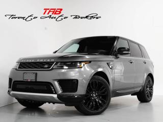 Used 2018 Land Rover Range Rover Sport HSE TD6 I HEADS UP I PANO I NAVI I 2O INCH WHEELS for sale in Vaughan, ON
