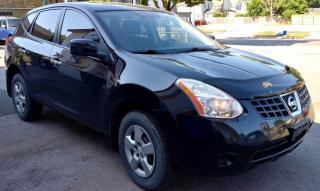 Used 2010 Nissan Rogue S 2WD for sale in St. Catharines, ON
