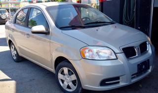 Used 2009 Pontiac G3 Wave Base for sale in St. Catharines, ON