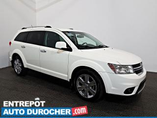 Used 2012 Dodge Journey R/T AWD AIR CLIMATISÉ - Sièges Chauffants - Cuir for sale in Laval, QC