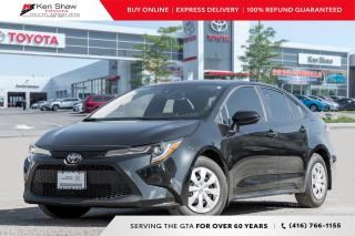 Used 2020 Toyota Corolla for sale in Toronto, ON