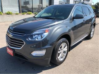 Used 2017 Chevrolet Equinox LT 4 Cylinder Automatic for sale in Hamilton, ON