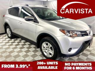 Used 2015 Toyota RAV4 LE AWD - HEATED SEATS, REVERSE CAMERA - for sale in Winnipeg, MB
