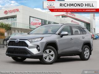 New 2020 Toyota RAV4 Rav4 Hybrid XLE for sale in Richmond Hill, ON