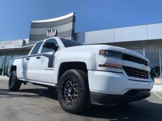 Used 2017 Chevrolet Silverado 1500 5.3L V8 4WD SPECIAL EDITION CUSTOM WHEEL/TIRE PKG for sale in Langley, BC
