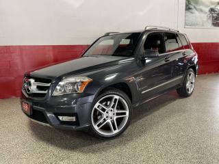 Used 2011 Mercedes-Benz GLK350 4matic 3.5L AMG XENON's PANO-ROOF LED's PARKING AID BLUETOOTH for sale in North York, ON