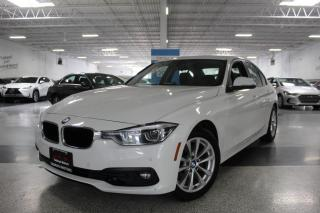 Used 2017 BMW 3 Series 320i xDRIVE NO ACCIDENTS I REAR CAM I PARKING SENS I BT for sale in Mississauga, ON