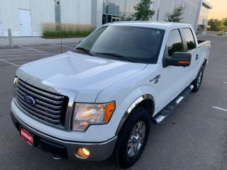 Used 2010 Ford F-150 SUPERCREW for sale in Mississauga, ON