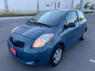 Used 2007 Toyota Yaris 3dr HB for sale in Mississauga, ON