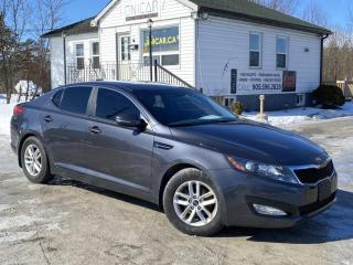 Used 2013 Kia Optima LOW KMS LX Plus Bluetooth Heated Seats Power Group for sale in Sutton, ON