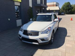 Used 2016 Infiniti QX50 AWD 4dr Journey for sale in Nobleton, ON