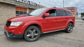 Used 2014 Dodge Journey AWD 4dr Crossroad 7 passangers for sale in Calgary, AB