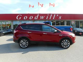 Used 2015 Ford Escape SE! HEATED SEATS! BACKUP CAM & SENSOR! BLUETOOTH! for sale in Aylmer, ON