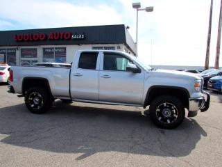 Used 2014 GMC Sierra 1500 SLE Ext. Cab 4WD Camera Bluetooth Certified for sale in Milton, ON