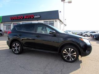 Used 2015 Toyota RAV4 XLE AWD Automatic Camera Bluetooth Certified for sale in Milton, ON
